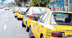 movilización de taxis