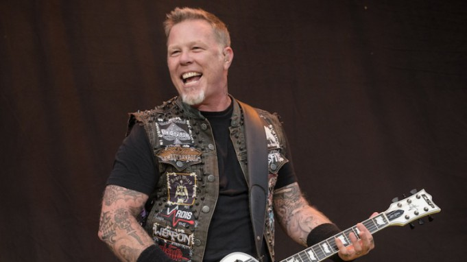 james hetfield, LÍDER, METALLICA, BANDA, ROCK, FM MUNDO, MÚSICA,