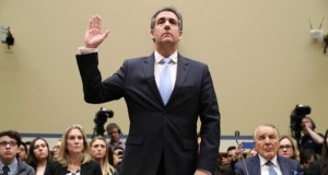 Michael Cohen califica de racista a Donald Trump