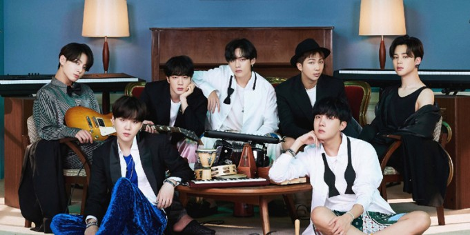 BTS, Record Guiness 2022,