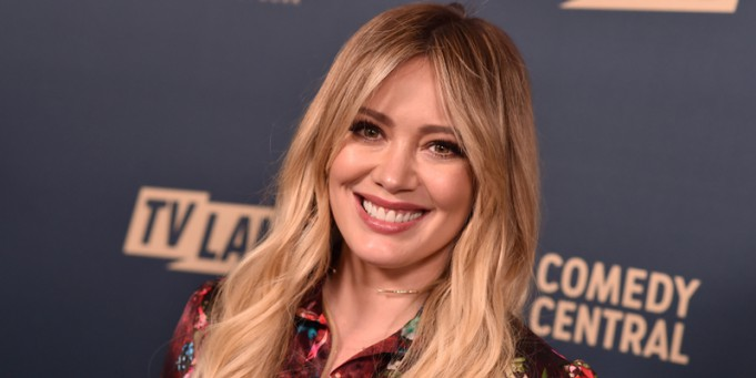 Hillary Duff, How i met your father, serie, Hulu