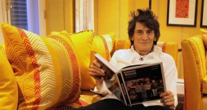 Ronnie Wood, Rolling Stones, cáncer, confinamiento