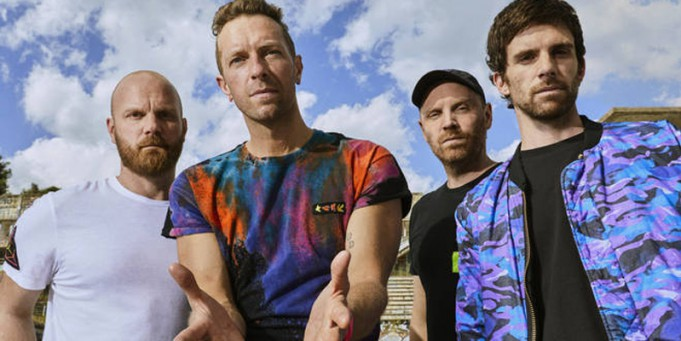 Coldplay, gira, Music of the Spheres'